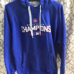 2016 MLB Chicago Cubs World Series Champion Hoodie